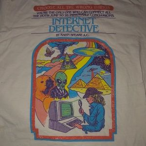 Other - Internet Detective T-Shirt
